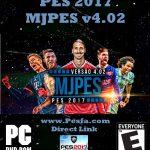 پچ MjPes 4.02 برای PES 2017 (فیکس پچ اضافه شد)