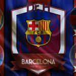 پک توپ بارسلونا برای PES 2017