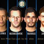 فیس پک Inter Milan برای PES 2017