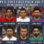 فیس پک جدید برای PES 2017