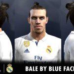 فیس جدید G.Bale برای PES 2013