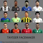 فیس پک جدید برای PES 2013