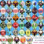 پک توپ (شامل 51 توپ) برای pes 2017