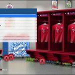اتاق ادیت Bayern München برای PES 2017