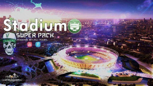 سوپر پک استادیوم برای PES 2017