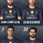 فیس پک جدید رئال مادرید برای PES 2017