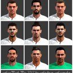 فیس پک جدید رئال مادرید برای PES 2013