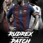 پچ جدید Rudrex v1.0 برای PES 2013