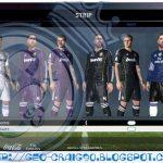 کیت پک Real Madrid فصل 2010-2011 برای pes 2017