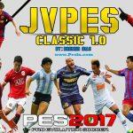 پچ کلاسیک فوق العاده JVPES v1.0 برای PES 2017 (پیشنهادی)