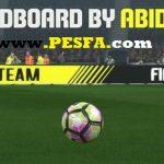 تابلو تبلیغاتی FIFA 17 برای PES 2017