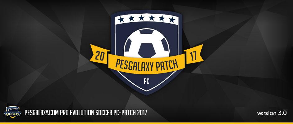 پچ Pesgalaxy v3.0 AIO برای PES 2017