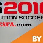 آپشن فایل جدید پچ PTE 6.0 برای PES 2016