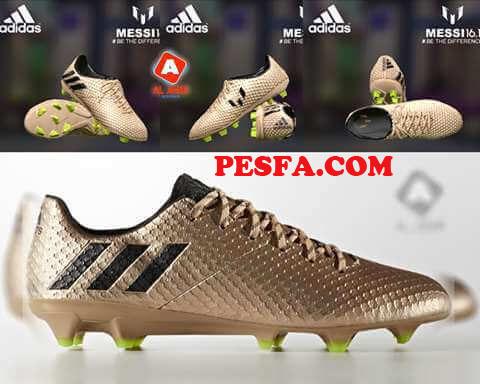 کفش جدید  Adidas Messi Turbocharge برای PES 2017