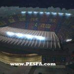 طرح موزاییکی جدید بارسلونا برای PES 2017