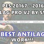 انتی لگ حرفه ای v2 توسط Syamil برای PES 2017