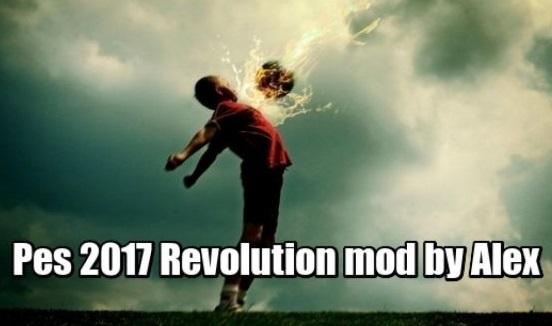 گیم پلی Revolution 3.0 توسط Alex برای PES 2017