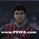 فیس جدید Davide Calabria برای PES 2017