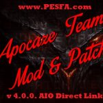 پچ محبوب Apocaze v.4.0.0 AIO برای PES 2017