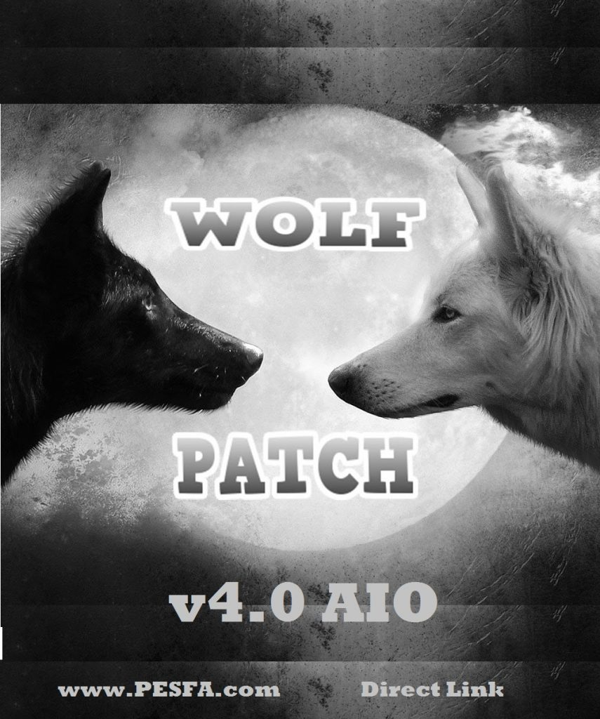 WolfPatch v4.0 برای PES 2017