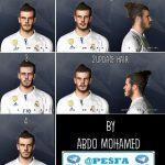 فیس پک Gareth Bale توسط Abdo Mohamed برای PES 2017