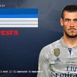فیس جدید Bale توسط Shenawy برای PES 2017