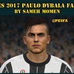 فیس جدید Paolo Dybala توسط Sameh Momen برای PES 2017