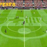 چمن فانتزی Camp Nou برای PES 2017