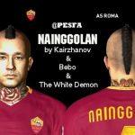 فیس جدید Nainggolan برای PES 2017