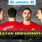 فیس جدید Zlatan برای PES 2017