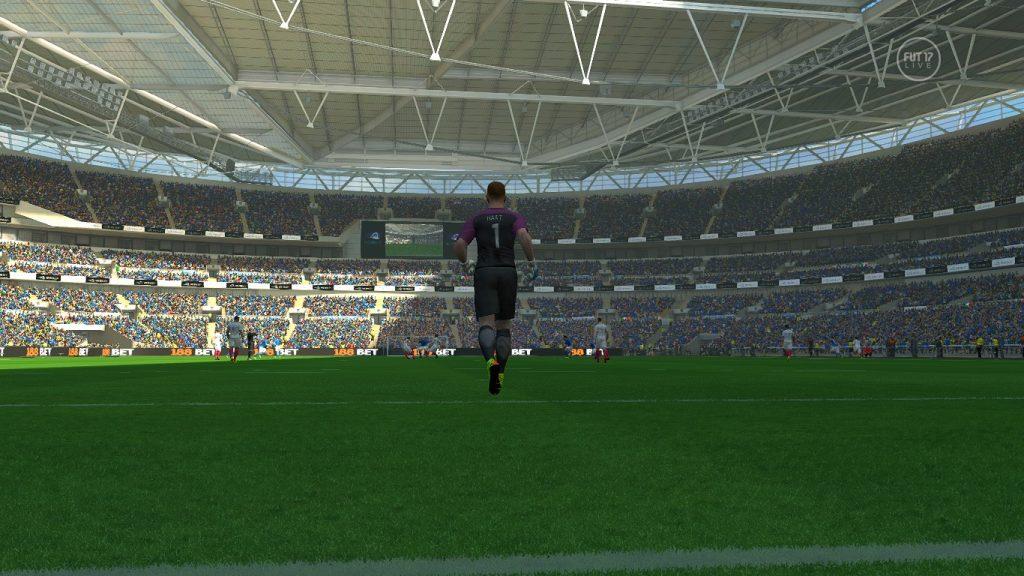 استادیوم Wembley (نسخه Next-Gen) برای PES 2017