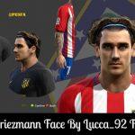 فیس جدید Griezmann توسط Lucca_92 برای PES 2013