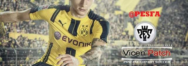 آپدیت Vicen Patch 2.0 برای PES 2013 + آپدیت 2.1