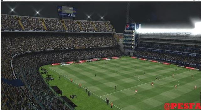 استادیوم La Bombonera برای PES 2017