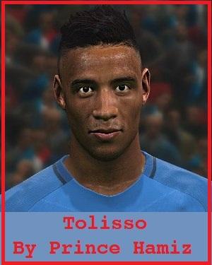 فیس Tolisso (بازیکن جدید بایرن) برای PES 2017