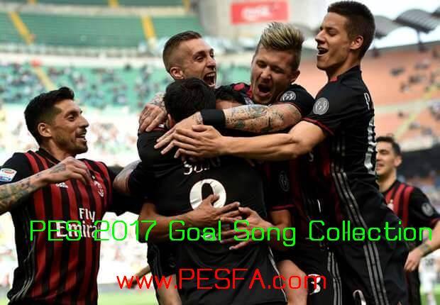 پک کامل Goal Song توسط Mauri برای PES 2017 (+آموزش نصب کامل)