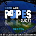 آپدیت پچ MjPES v4.04 + v4.05 برای PES 2017