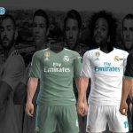 کیت پک Real Madrid 2017/18 برای PES 2013