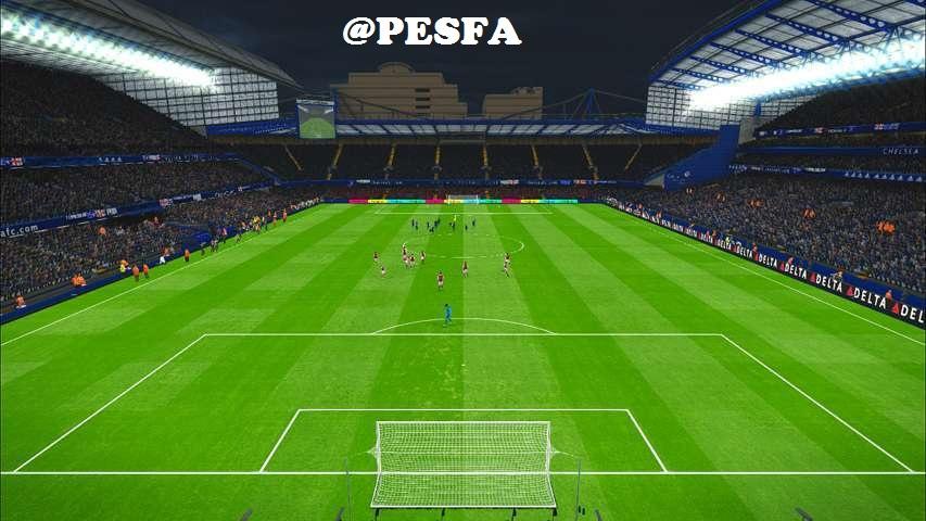 استادیوم جدید Stamford Bridge برای PES 2017
