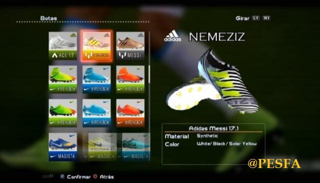کفش Adidas Nemeziz HD برای PES 2013