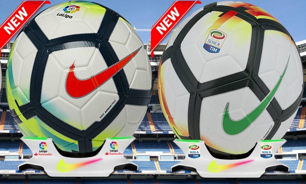 توپ جدید سری آ و لالیگا برای PES 2017
