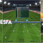 اسکوربورد Premium Calcio برای PES 2017