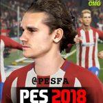 ویدیو بررسی فیس بازیکنان در PES 2018