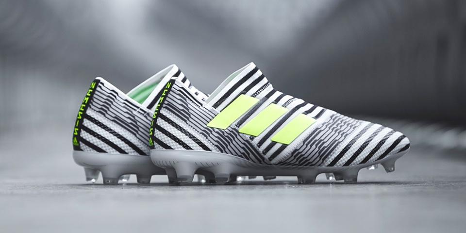 کفش جدید Adidas Nemeziz برای PES 2017