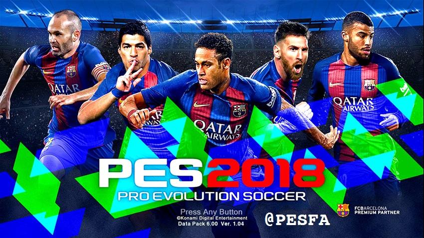 پچ Next Season 2017-2018 برای PES 2013