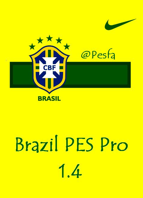 آپدیت پچ Brazil PES Pro v1.4 برای PES 2017