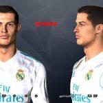 مدل مو جدید Cristiano Ronaldo توسط Shenawy برای PES 2017