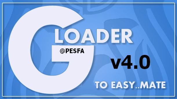 افزونه G-Loader V4.0 برای PES 2017