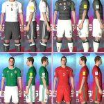 کیت پک جام کنفدراسیون ها برای PES 2017