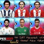 فیس پک ورژن 10 توسط Youssef برای PES 2017